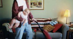 """Ispovjest jednog tate: """"Jedan cijeli dan sam bio mama – umalo poludio nisam!"""""""