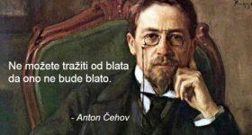 Genijalni i poučni citati Antona Pavloviča Čehova