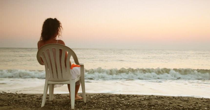 Ne plaši se biti sam, time nikome ne okrećeš leđa!