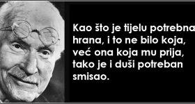 Najljepše misli Karla Junga: Psihoneuroza je u suštini bolest duše koja nije našla svoj smisao