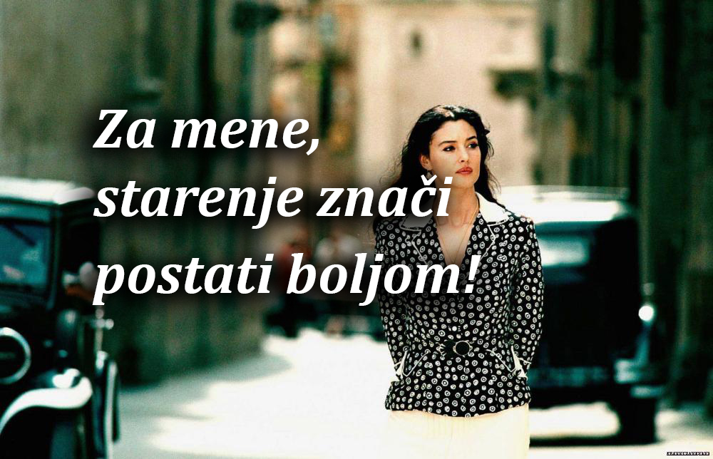 Čuvene izjave Monice Belluci o životu: Ne razumijem žene koje muška želja ponižava