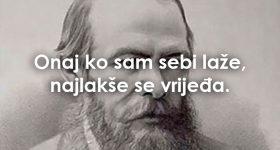 Zlatne riječi Dostojevskog: Samo jedna stvar je bitna, samo jedna!