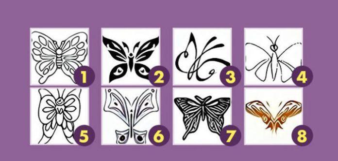 Test osobnosti: Izaberite leptira i saznajte nešto više o sebi