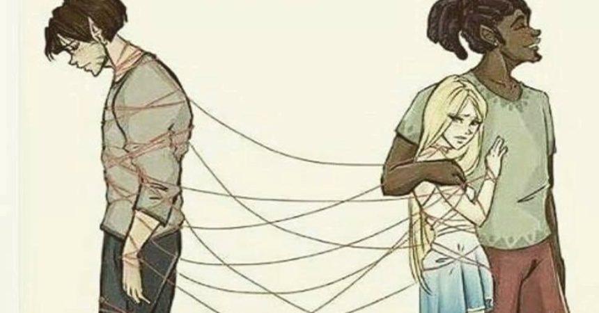 Postoje neke nevidljive niti kojima smo isprepleteni!