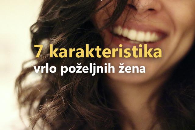 One ne plaču zbog svakog svog neuspjeha – 7 karakteristika vrlo poželjnih žena