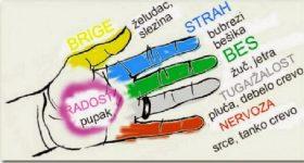 Evo kako da se za 15 minuta uz pomoć prstiju riješite svih bolova u tijelu!