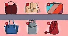 Test: koja vam se torbica najviše sviđa – ona otkriva vaše glavne karakteristike!