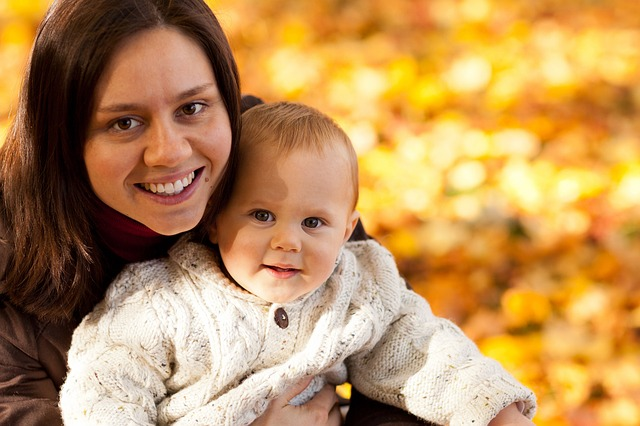 Pametna na mamu, ne na tatu: Djeca inteligenciju naslijeđuju od svoje majke!
