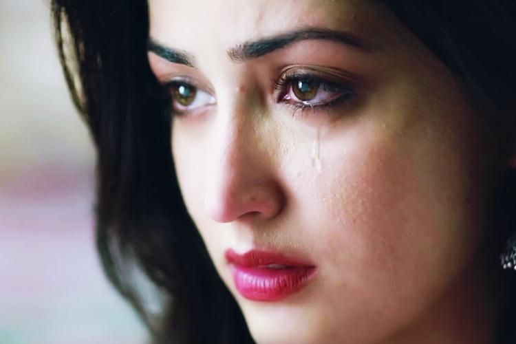 Nikada više neću plakati zbog muškarca koji mi nanosi bol