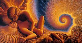 Kada dvije duše vode ljubav: Kada muškarac uđe s dušom u ženu