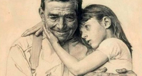 Bake i djedovi nikada ne umiru, oni postaju nevidljivi… Svako mora pročitati ovu dirljivu priču!