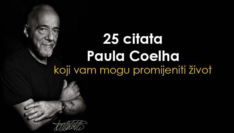 25 citata Paula Coelha koji vam mogu promijeniti život