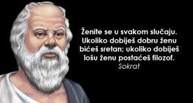 Ako želiš biti dobar jahač, zajaši najgoreg konja – 18 velikih Sokratovih savjeta