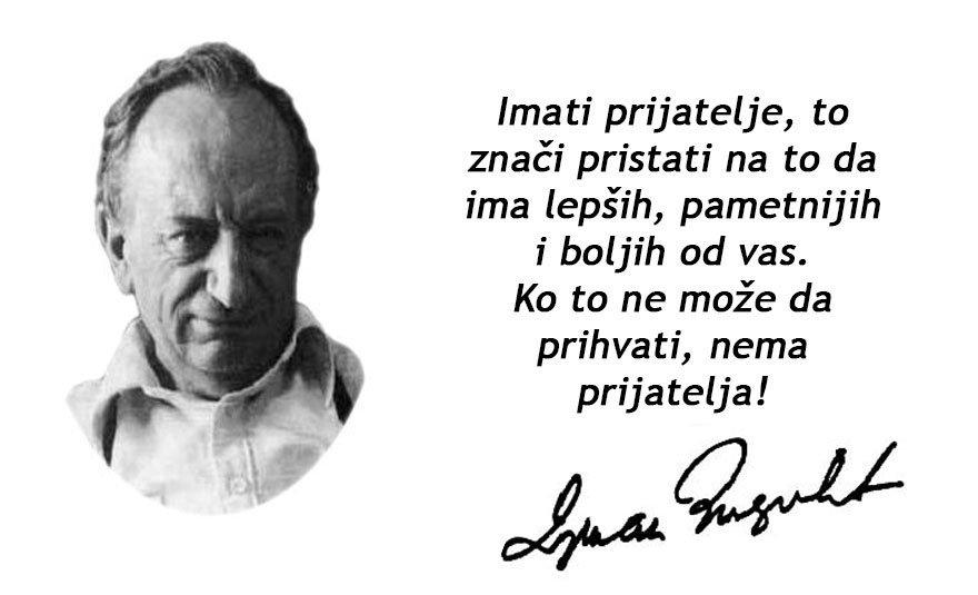 Ovako nas je budio Duško Radović: Aforizmi koje ne zaboravljamo!