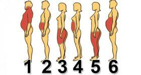 Od čega dolazi VAŠ problem s težinom i šta tačno napraviti: Pronađite svoj tip na ovoj mapi!