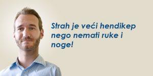 11 savjeta Nika Vujičića: Strah je veći hendikep nego nemati ruke i noge!
