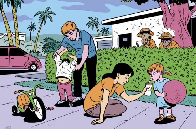 Djeca se danas ne vaspitavaju, samo se čuvaju od života