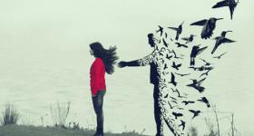 Kada je zanemariš, samo ju naučiš kako živjeti bez tebe