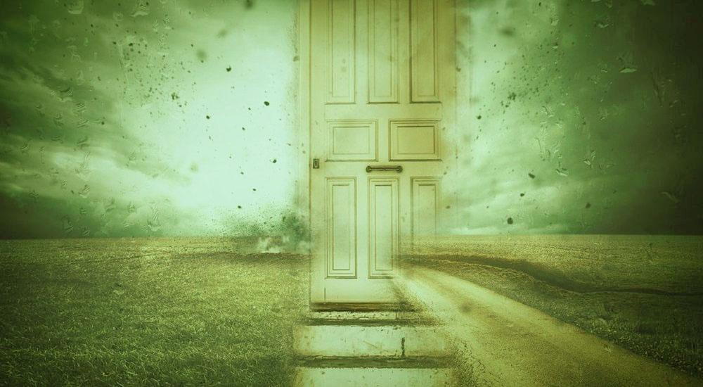 """Vrata """"Sreće"""""""