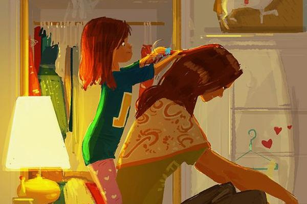 ISKRENO PISMO JEDNE MAME: Draga ćerko evo zašto radim…