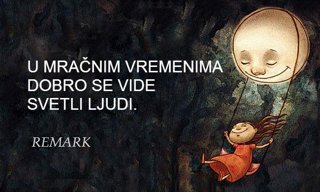25 lijepih romantičnih citata Eriha Marija Remarka