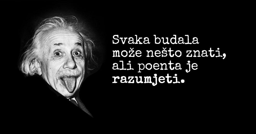 Ne brkajte više inteligenciju i načitanost: Evo kako da razlikujete obrazovanog čovjeka i genija!