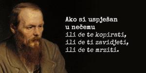 20 najpopularnijih citata Fjodora Dostojevskog