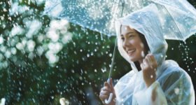 8 razloga zašto treba da šetate po kiši