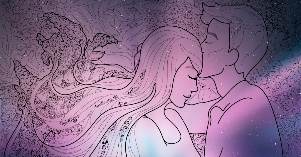 Simbol poljupca u čelo - Najmoćniji poljubac (ima izuzetnu snagu)