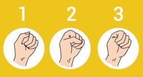 Stisnite šaku – i reći ćemo vam nešto duboko o vama (Vrlo precizan test!)
