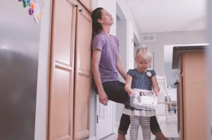 Video koji je osvojio svijet – kako jedan običan dan vidi mama, a kako dijete?