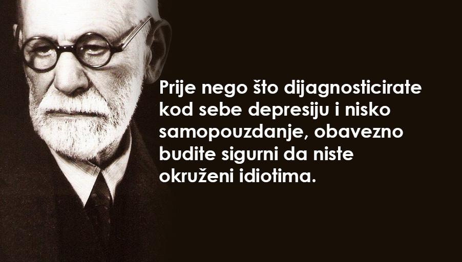 Najbolji citati kontroverznog Sigmunda Freuda