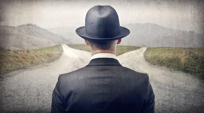 U životu ponekad treba jasno odlučiti: ostati ili otići!