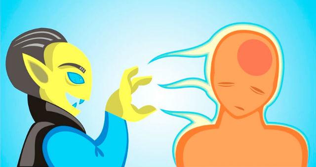 Kako se osloboditi od tuđe negativne energije