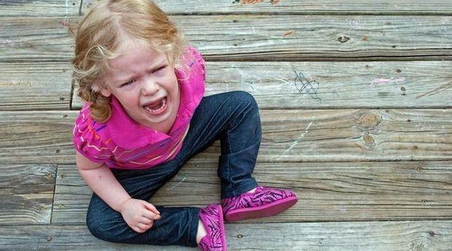 Dječju histeriju je moguće zaustaviti ako postavite samo jedno pitanje